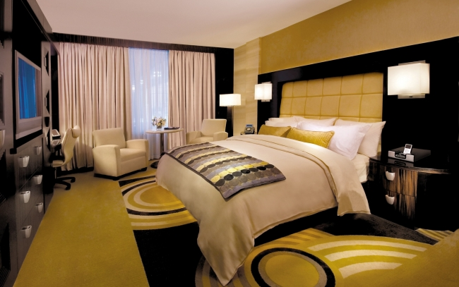 Hotel Bedroom Interior Design 02